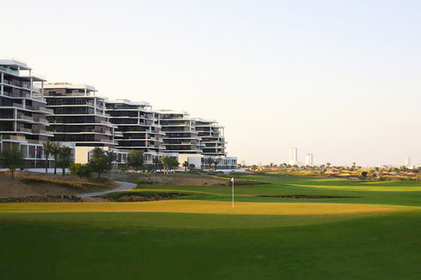 Golf View at DAMAC Hills